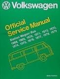 1968-1979 VW Transporter, Bus and Campmobile Repair Shop Manual Reprint