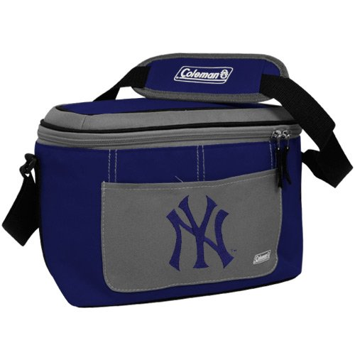 Mlb New York Yankees 12 Can Soft Sided Cooler front-36730