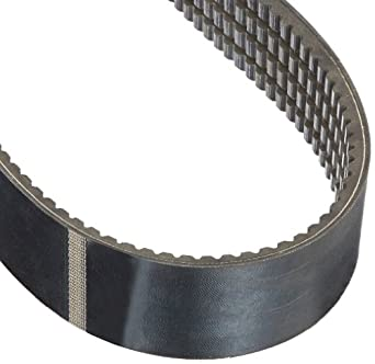 "Goodyear Engineered Products HY-T Torque Team V-Belt, BX Profile, Banded & Cogged, 4 Rib, 2.64"" Width"