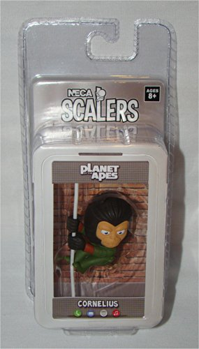 Scalers - Mini Figures - Wave 2 - Planet of the Apes Cornelius New Toys 14508-5 - 1