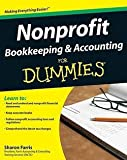 img - for Nonprofit Bookkeeping & Accounting for Dummies (Paperback)--by Sharon Farris [2009 Edition] book / textbook / text book