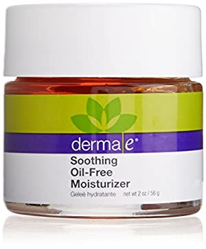 derma e Soothing Oil-Free Moisturizer with Pycnogenol