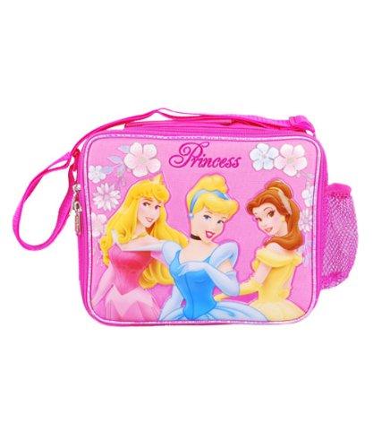 Disney Light Pink kids Girls Princess Lunch Bag