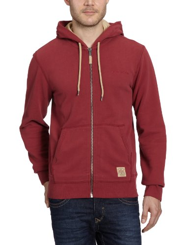 Marc O'Polo Men's 226 4030 54090 Sweatshirt Red (361 Tibetan Red) 56