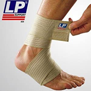 LP Support Ankle Wrap-634(Pale Yellow)