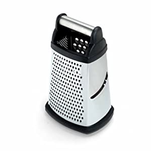 KitchenAid KG300 Box Grater, Black