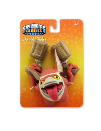 Just Play Skylanders Trigger Happy Collectable Figure - 1