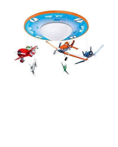 Philips Disney Planes Plafón De Techo Azul