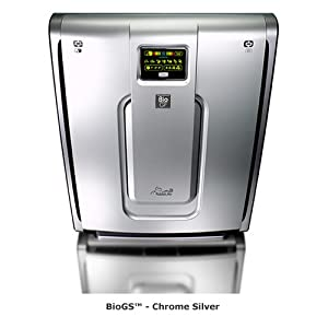 Rabbit Air BioGS (model 421A - covers 600 sq. ft.) High Quality Ultra-Quiet Air Purifier - Low Maintenance - Washable Filters!