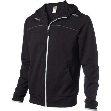 Buy Low Price Craft Leisure Full-Zip Hooded Jacket – Men's (B007PCQ474)