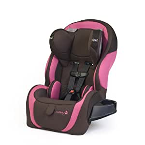 Safety 1st Complete Air 65 Convertible Car Seat, Raspberry Rose (Discontinued by Manufacturer)