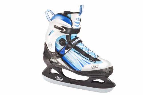 HUDORA Schlittschuhe Spirit Blue Gr. 37 Eishockey Hockey Eislauf Schlittschuh Eislaufen