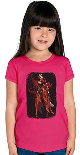 Blade & Soul Red Assassin Ragazze T-shirt 12+ yrs