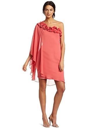 maxandcleo Women's Kristine Cocktail Dress, Mauve Rose, 2