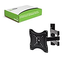 NavePoint Articulating Wall Mount TV Bracket for LG Electronics 39LB5600 39-Inch TV
