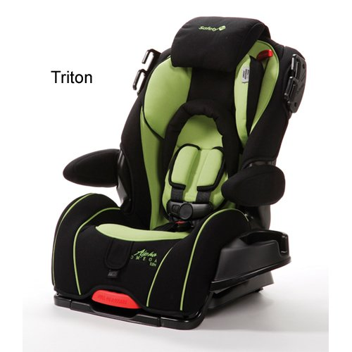 Safety 1st Alpha Omega Elite Convertible Car Seat in Triton