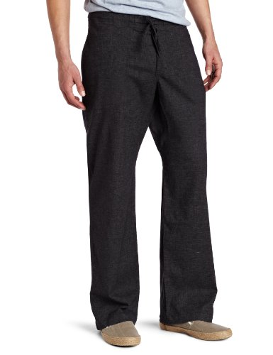 prAna Men's Sutra Pant (Black, XX-Large)