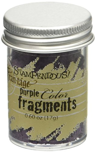 Stampendous Color Fragments-Purple (Wax Embossing Stamp compare prices)