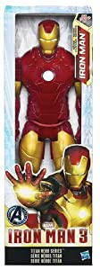 Iron Man 3 Marvel 12-inch Titan Hero Series Iron Man