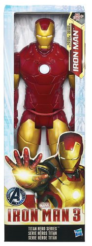 Iron Man - Giant Action Figure Iron Man 3, 30 cm