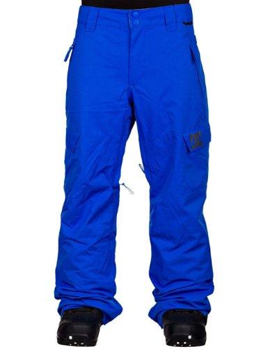 DC Boy's Code K Pant, True Blue, Medium