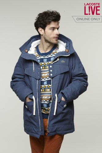 L!VE Heavy Parka