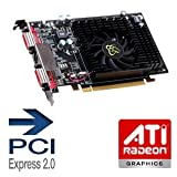 41Gx4C7qlBL. SL160  Visiontek Radeon X1300 256MB DDR2 PCI DMS 59 Video Card w/TV Out & Dual DVI Cable