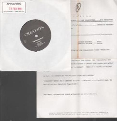 """Celeste 7 Inch (7"""" Vinyl 45) Uk Creation 1991"""