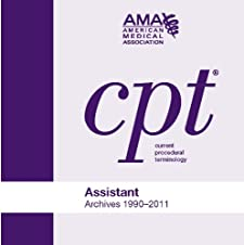 CPT 1990-2012 Assistant Archives, 6-10 Users American Medical Association