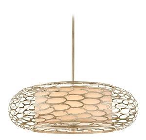Corbett Lighting 127-45 Cesto Hanging Pendant, Medium