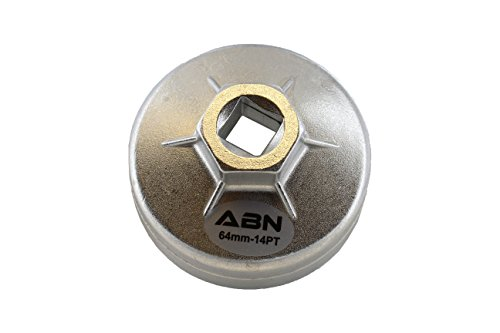 ABN 360 Oil Filter Dual Use Hex and Socket for Toyota / Lexus / Scion (2010 Lexus Rx 350 Oil Filter compare prices)