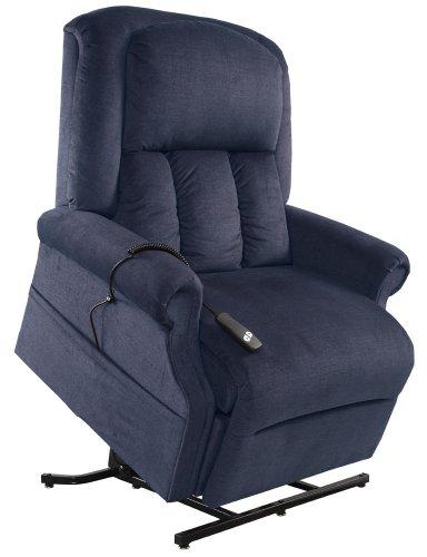 Mega Motion Easy Comfort Superior- Heavy Duty Lift Chair - Ocean