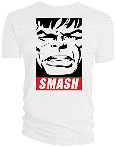 "Incredible Hulk Hulk Smash T-shirt - Small 36-38"" Picture"