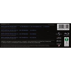 Battlestar Galactica(collezione completa) [(collezione completa)] [Import italien]