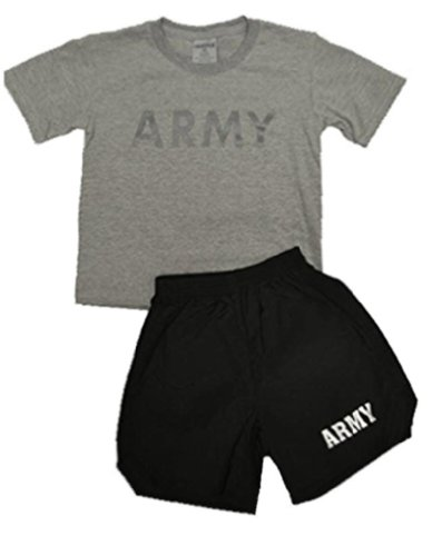 Childrens Army Clothing back-1033467