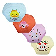 4 X Baby Toddler Girls Cute Pack of 4…