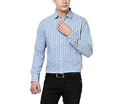 Byford by Pantaloons Men's Shirt_Size_39