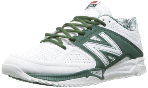 T4040 Baseball Turf Shoe,White