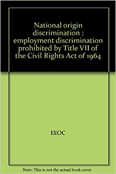 civil rights and employment discrimination