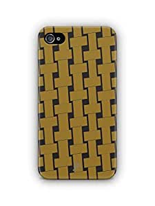 YuBingo Smart Patterns Mobile Case Back Cover for Apple iPhone 4S