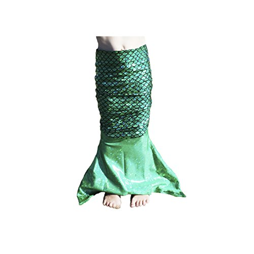 Fin Fun Little Girls Toddler Costume Mermaid Swim Tail