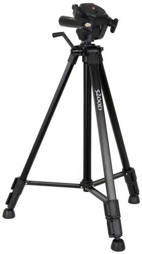 Sunpak 620-520D 52-Inch Lightweight Tripod