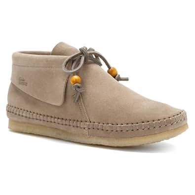 Model Amazon.com Clarks Desert Ankle Boot (Toddler/Little Kid) Shoes