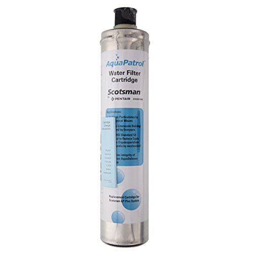 APRC1-P Ice Machine Replacement Water Filter by AquaPatrol (Aquapatrol Water Filter compare prices)