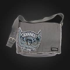 Guinness Grey Wings Bag