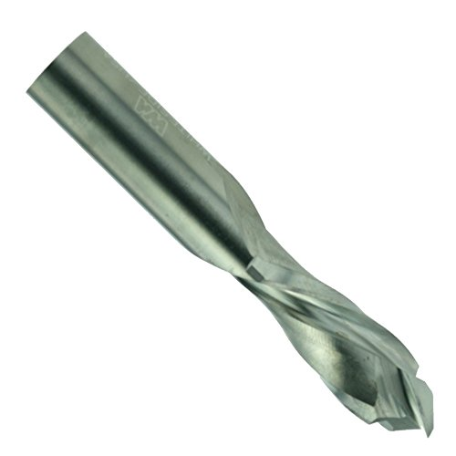 Whiteside Router Bits UD4122 Up/Down Cut Spiral Bit with Solid Carbide Compression and 3/8-Inch Cutting Diameter 1pc free shipping 6mm 90 degree 0 2mm pcd cnc carving tools diamond router bits stone engraving bits on hard granite jade