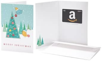 Amazon.ca Gift Card - $50 (Christmas Tree design)