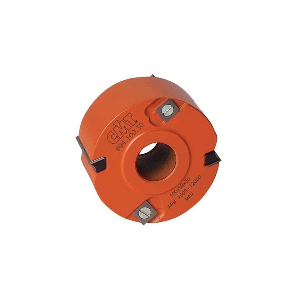 CMT 694 100 30 4 by 1 3/16 Inch Rabbeting Shaper Cutter Head