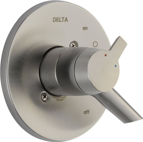 Delta Faucet T17061-SS Compel 17 Series MC Valve Trim, Stainless (Delta Compel Shower compare prices)