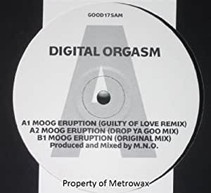 Digital orgasm moog eruption